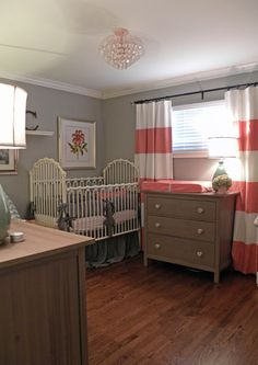 Another grey colored nursery Molly - Baby Nurseries Design, Pictures, Remodel, Decor and Ideas - page 83