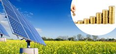 Increase your savings with Industrial Pumps, Solar Water Pump, Wind Turbine