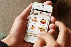 Doing Mobile Right: KFC: launches mobile payment system in association with Airtag