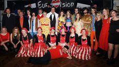 """Bacher Sängerball 2014: Wir sind Eurovision Song Contest:Original Ballfotos des """"Heimatklang"""" Bach"""