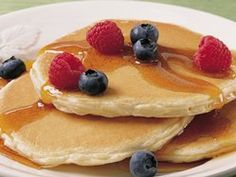 Pancakes for Two Bisquick recipe