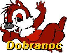 Animowane obrazki i gify na dobranoc: Animowane i gify na dobranoc kotki i pieski Tigger, Disney Characters, Fictional Characters, Humor, Image, Dog Love, Cheer, Humour, Ha Ha