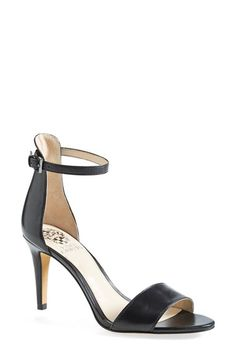 Vince Camuto Vince Camuto 'Court' Ankle Strap Sandal (Women) available at #Nordstrom