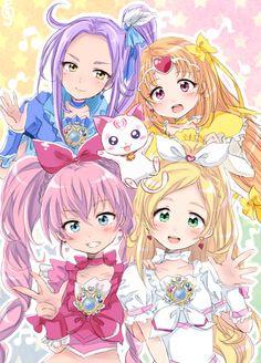 Suite PreCure #anime #animegirl