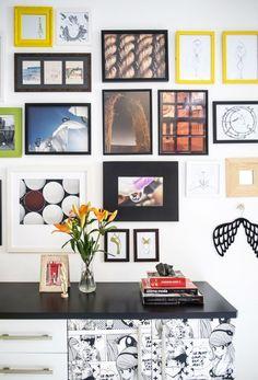 A sala é o local que causa a primeira impressão da sua casa para os convidados. Confira quatro projetos de salas muito originais e que mostram bem a personalidade dos moradores.
