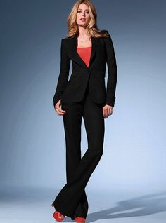 linen pant suit