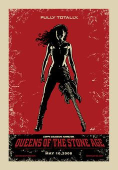 Queens of the Stone Age, Planet Terror