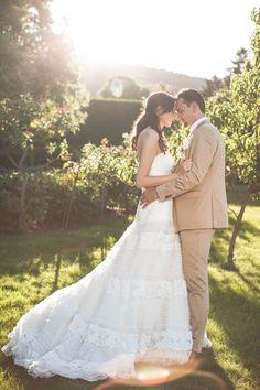 Weingut-Hochzeit von Lebendige Fotografie | Hannah L.