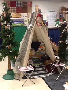 My happy camper classroom!