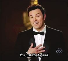 Seth Macfarlane, Psychotic, Stuff And Thangs, Interesting Quotes, Celebs, Celebrities, Every Girl, Gorgeous Men, I Love Him