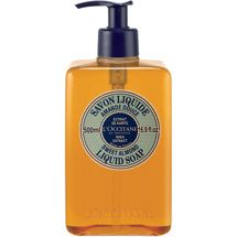 L'occitane sweet almond soap. If only it didn't cost $24...