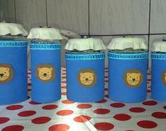 Kit Higiene Bebê em EVA