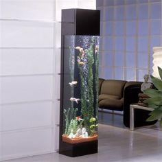 Midwest Tropical RT-3000 Rectangle Aqua Tower Vertical Aquarium