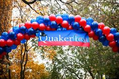Quakerfest - one of the many highlights of Homecoming!