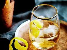 Highball Express's Jack Rose Fizz :: Gourmet Traveller