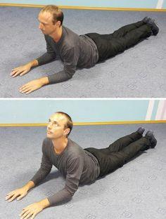 Cele mai eficiente exerciții terapeutice pentru articulația șoldului - Poală