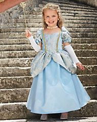 enchanting princess girls costume