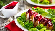 Low FODMAP and Gluten Free Recipe - Chicken with sweet & sour cranberry… Fodmap Recipes, Gluten Free Recipes, Diet Recipes, Chicken Recipes, Healthy Recipes, Recipe Chicken, Chicken Salad, Healthy Food, Cranberry Salad