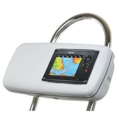 "NavPod GP2040-07 SystemPod Pre-Cut f/Simrad NSS7 or B&G Zeus Touch 7 w/Space On The Left f/12"" Wide Guard"