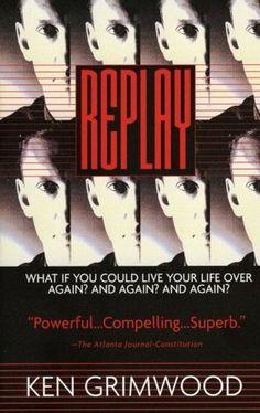 #Books #SciFi   Replay, Ken Grimwood