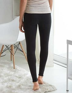These leggings feature a new wash that makes them softer than ever before and a perfect, never-sheer look.