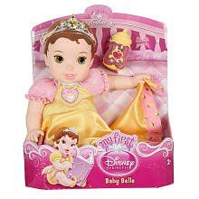 My First Disney Princess Bed Time Baby Doll - Belle:Amazon:Toys & Games