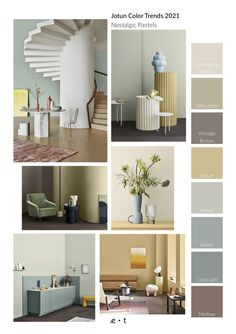 Home Decor Colors, Room Colors, House Colors, Colorful Furniture, Colorful Decor, Trending Paint Colors, Interior Design Advice, Home Decor Trends, Concept Home
