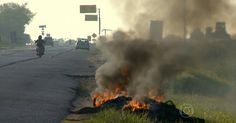 Paralisação de caminhoneiros bloqueia rodovias pelo país