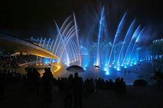 AutoStadt Water Show