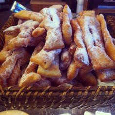 Csörögefánk , Hungarian speciality