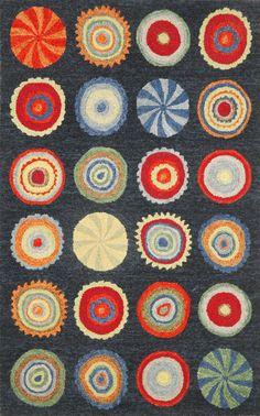 Very cool modern rug