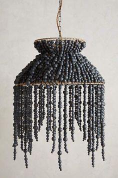 White beads, no dangles.