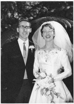 1963 newlyweds