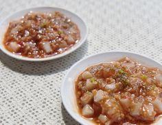 Chinese meal -麻婆豆腐