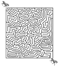 Fun Maze Games | ... Rd. H Blvd.~ Hooper, NE 68031 :: Site Created by Fun Sized Web Design