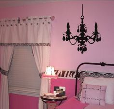 girls pink bedroom ideas decorating decor styles designs themes pictures