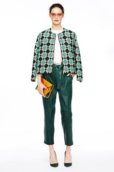 J.Crew women's spring/summer 2015 collection.