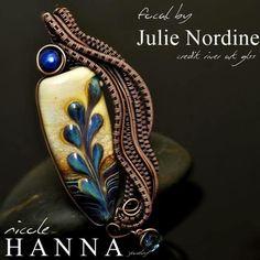 JULIE NORDINE - Credit River Art Glass   2011 GALLERY