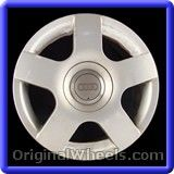 Audi A4 2005 Wheels & Rims Hollander #58746 #Audi #A4 #AudiA4 #2005 #Wheels #Rims #Stock #Factory #Original #OEM #OE #Steel #Alloy #Used