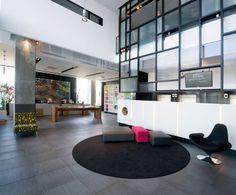 LEMAYMICHAUD | ALT | DIX30 | Architecture | Design | Hospitality | Hotel | Lobby | Reception |