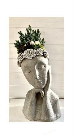 Garden Sculpture, Workshop, Outdoor Decor, Home Decor, Lucerne, Play Dough, Sculptures, Gifts, Atelier