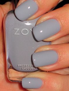 Zoya Carey. Love this color!