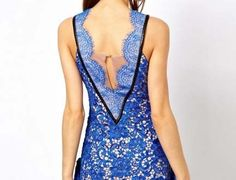 Top 10 Lace dresses Summer 2013