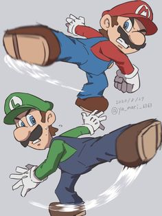 Super Mario And Luigi, Super Mario Art, Super Mario World, Super Mario Brothers, Mario Bros., Mario Kart, Nintendo Super Smash Bros, Super Cool Stuff, 3 Strikes