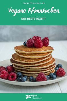 Egg Free Pancakes, Pancakes Easy, Vegan Pancakes, Vegan Breakfast, Veggie Recipes, Easy Desserts, Food Inspiration, Parmesan, Zucchini