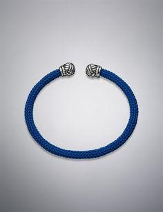 Men Bracelets by  David Yurman are my choice