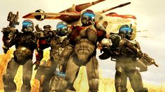 Of course, when the Republic Commando helmet mod was released, these guys instantly became my A-Team squad. Republic Commando, Pokemon, Star Wars Images, Star Wars Baby, Clone Trooper, Star Wars Humor, Star Wars Clone Wars, Star Wars Characters, Fictional Characters