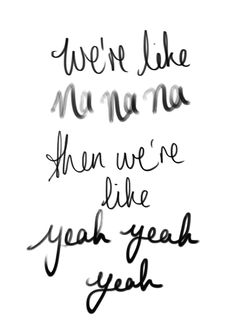 love this!☺Sometimes I hear an older 1D song and get all emotional cuz I start to think of how far they've come...goodness, being a fangirl is stressful!  Haha.  :)