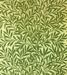 william morris. I have a length of material that looks so like this...whatever will i use it for???