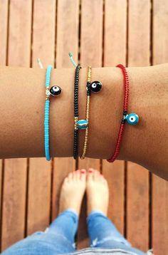 Evil Eye Charms | Pura Vida Bracelets                                                                                                                                                                                 More